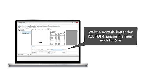 Video RZL Software GmbH - RZL PDF-Manager Premium